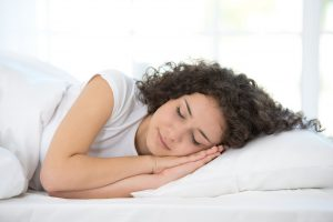 El significado de las posturas al dormir