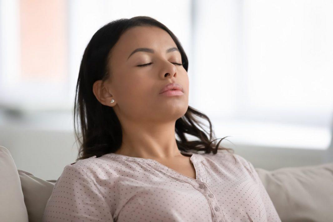 Técnicas de respiración para dormir