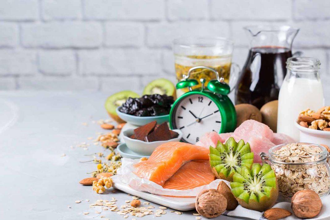 Alimentos que ayudan a dormir bien