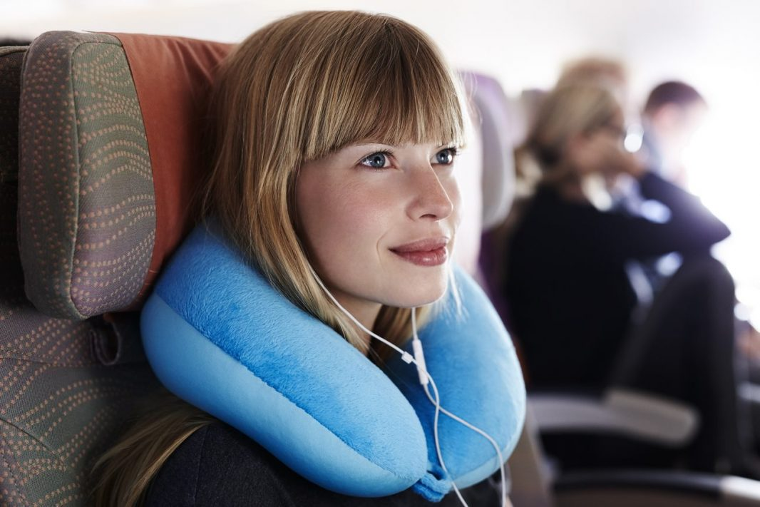 Almohadas de viaje
